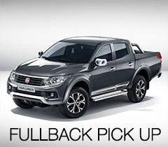Fiat Fullback Pick Up Truck
