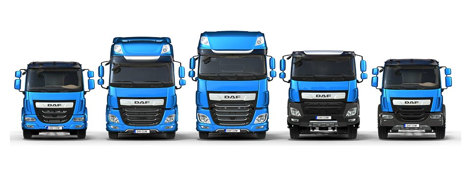 DAF - Truck of the Year 2013